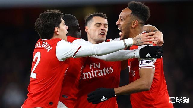 英超最新积分榜:阿森纳用一场大胜结束平局怪圈,距曼联仅1分