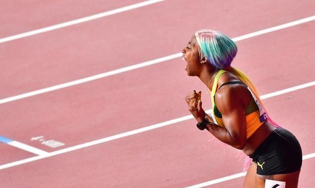 7秒16再夺60米冠军!弗雷泽剑指东京奥运会金牌,堪比博尔特
