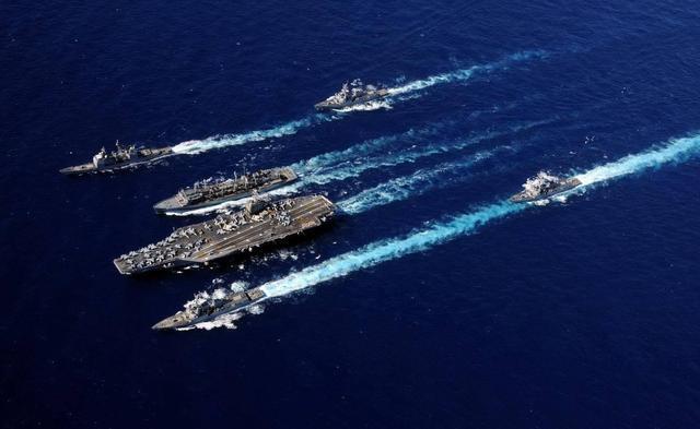 美军海上霸权,将很快被中俄终结?美国人:或不用等到他们出手