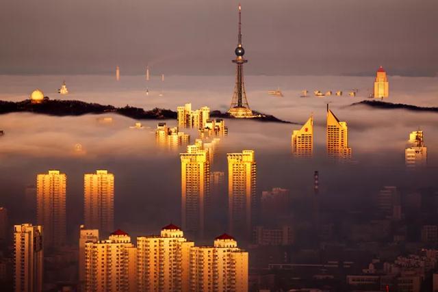 有哪些城市景观堪称惊艳