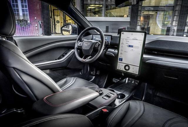 欧版Mustang Mach-E官图发布 国内网友:钱包还没准备好