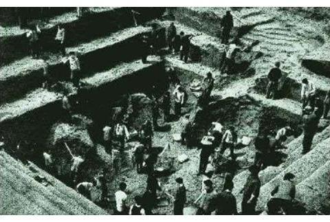 """他被称为盗墓""""祖师爷"""",金盆洗手加入考古队,挖出千年不腐女尸"""