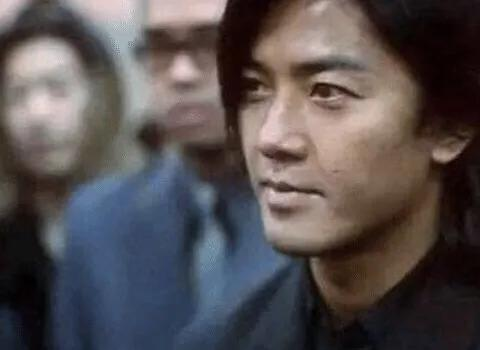 《古惑仔》陈浩南的第一人选是刘德华,看到海报造型,是心动啊