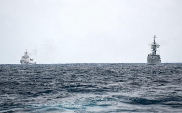 俄罗斯也要插手南海?印尼海军一片欢呼,风云再起美国欣喜若狂