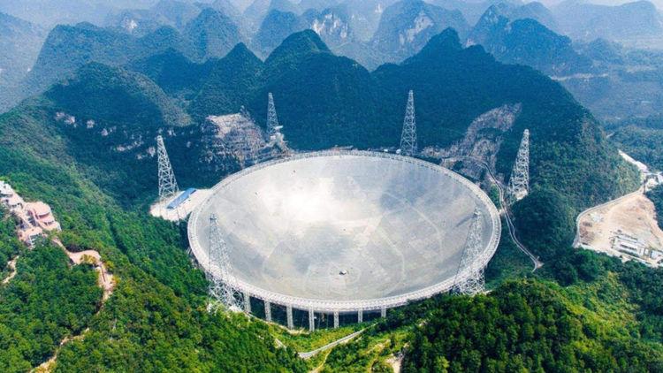 中国天眼到底能看到什么?