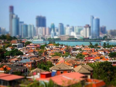 中国沿海城市诸多,除了海南三亚,辽宁大连,还不能忘了她
