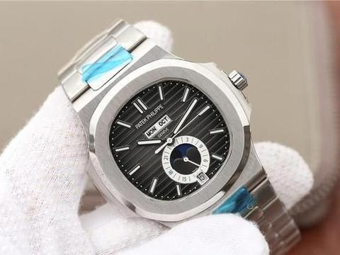 """瑞士制造的百达翡丽腕表,精品典雅,高级收藏玩家眼中的""""尤物"""""""