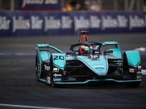 赛车——国际汽联电动方程式赛车锦标赛墨西哥城站赛况(2)