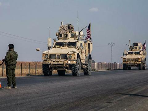 想要干什么?美国大举增兵叙利亚,俄:来者不善