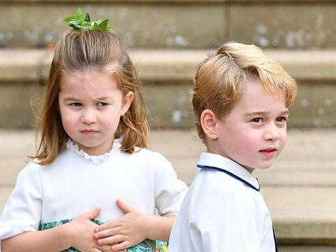 乔治夏洛特联合吐槽凯特王妃:你怎么可以忙到不送我们去托儿所