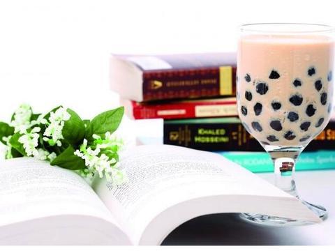 自从知道珍珠奶茶?怎么做,孩子再也不喝饮料了,做1罐能喝1周