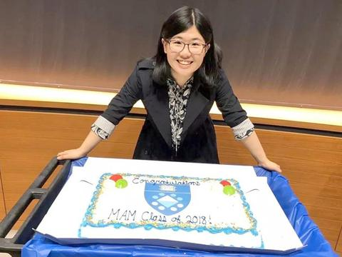 """""""奇葩辩手""""庞颖:耶鲁大学管理硕士毕业,努力的人不应该被辜负"""