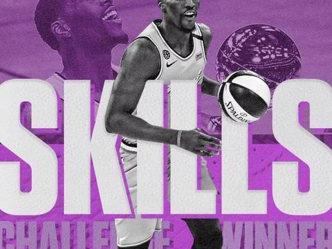 NBA后卫遭内线完爆 技巧赛证明联盟已进入全能战士时代