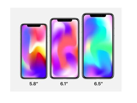苹果新iPhone确定 明天发布共计三款 支持双卡双待