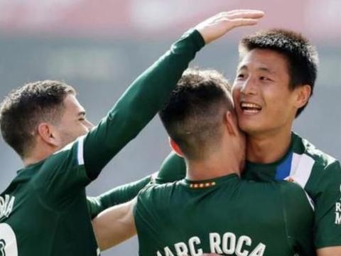 中日韩旅欧球员同周进球 武磊进球数列亚洲第4位