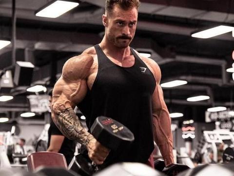浅谈肱三头肌:每天都在谈手臂围度,你真的了解肱三头肌吗?