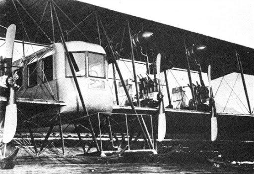 俄罗斯航空工业开山之作,西科斯基助力俄帝国完成首款军用轰炸机
