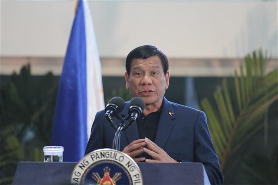 调侃美国?菲律宾撕毁美军协议后,杜特尔特盛赞美总统