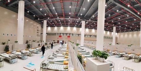 聚焦 | 光谷科技会展中心方舱医院今日启用