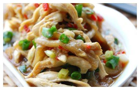 年夜饭美食:鲜菇蛋花汤,凉拌花生菠菜,糖醋莲藕