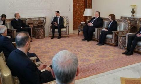 阿萨德:决心解放叙利亚所有领土,谴责美国的侵略政策