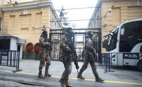 叙北战事持续升级,俄外交官受生命威胁,土耳其为何全力保护?