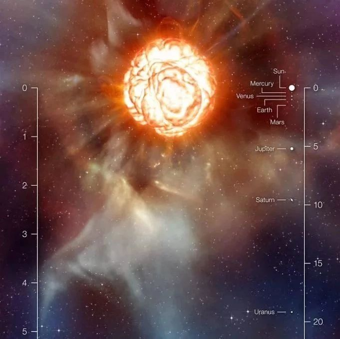 槟榔星形状大变,最清晰图像显示,散落出无数尘埃云,是爆发先兆?