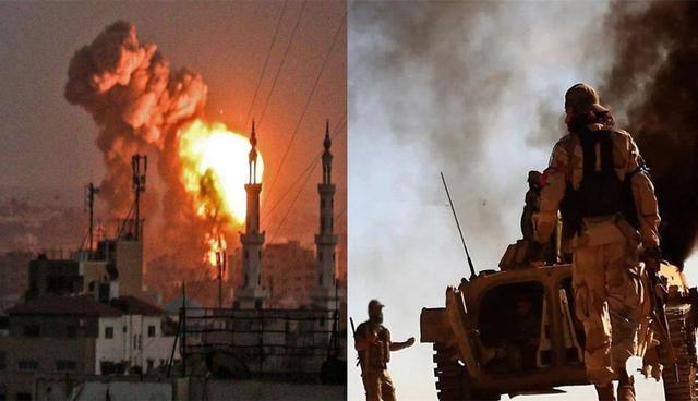 神秘武装深入敌后,土耳其后院起火,俄叙:库尔德终于醒悟了
