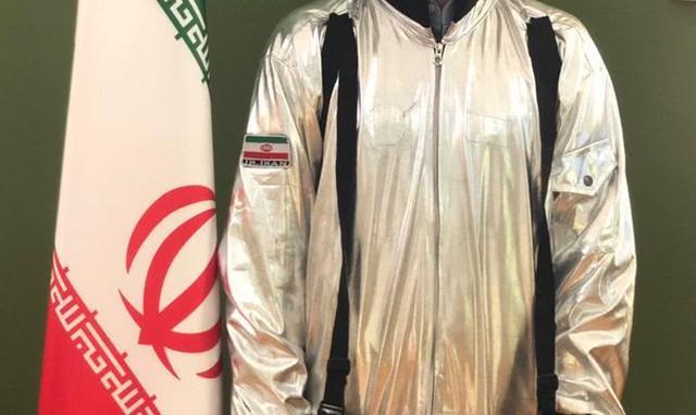 """伊朗""""国产天空服""""网上只卖20美元,网友:盗版""""万圣节道具服"""""""