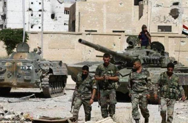 利益为重的美国,美军从伊拉克撤退,大量美军却到叙利亚境内
