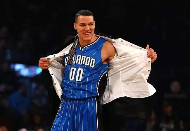 戈登NBA全明星扣篮大赛再次失利,没拿到冠军太可惜!