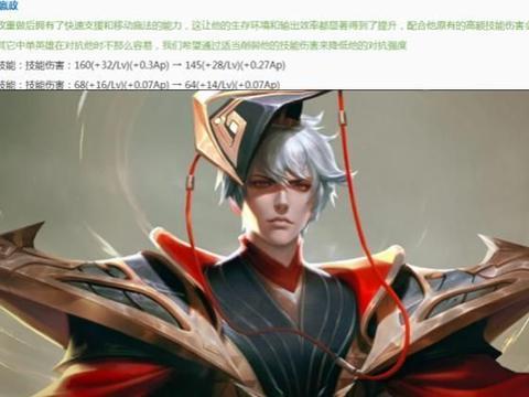 王者荣耀2.18更新:花木兰首次加强