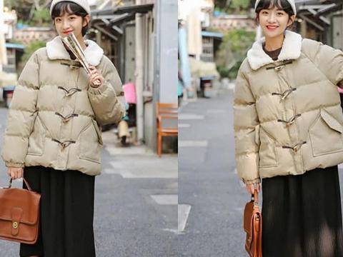2020年开春,短外套+半身裙,好看极了!