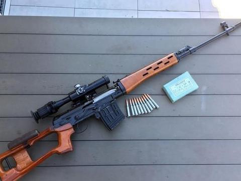 几内亚特种部队轻武器瞄准训练 中国外贸版狙击步枪和手枪亮相