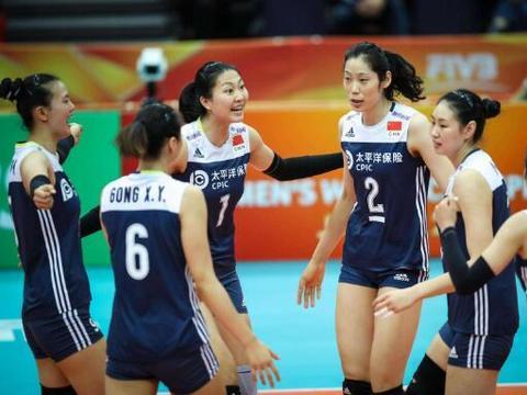 东京奥运会比赛日程公布,中国女排出现两大隐忧,仍有机会卫冕