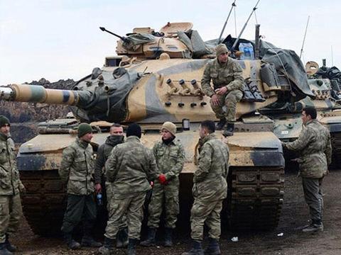 反击战斗再次打响,土耳其猛烈炮轰叙军阵地,克宫:巴沙尔危险了