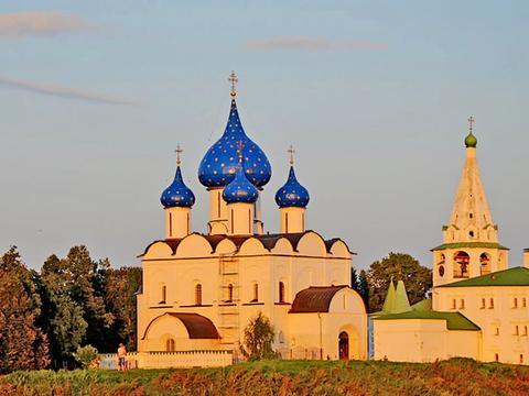 """俄罗斯这些""""遗世小城"""",古朴沧桑却美轮美奂,座座都是人居典范"""