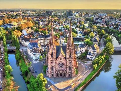 斯特拉斯堡,法国阿尔萨斯最浪漫的城市,一起看看吧!