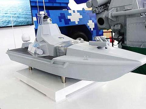 中国造世界最小神盾战舰,满载排水量仅20吨,时速可达78公里