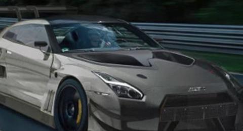 最强民用版日产GT-R,全球限量23台,马力超过480匹!