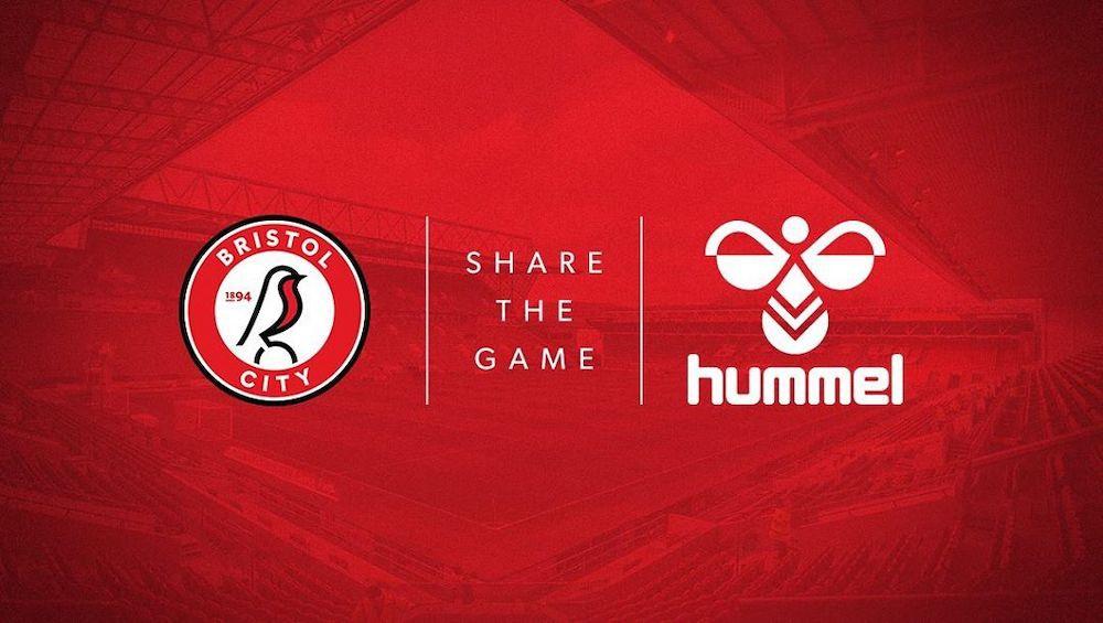 Hummel成为布里斯托尔城全新合作伙伴