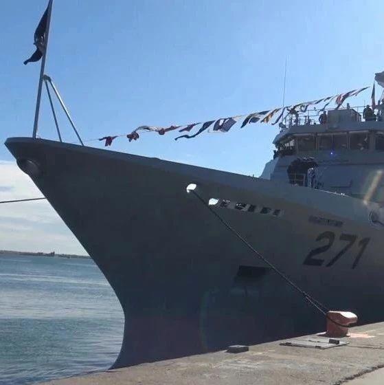 巴基斯坦巨资引进欧洲军舰 交付时连舰炮都没有
