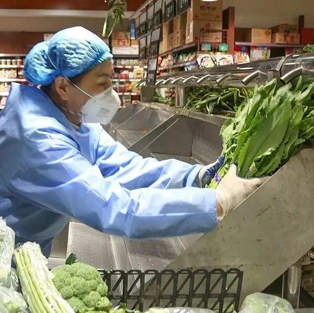 疫情关键期!多给超市员工激励和支持!