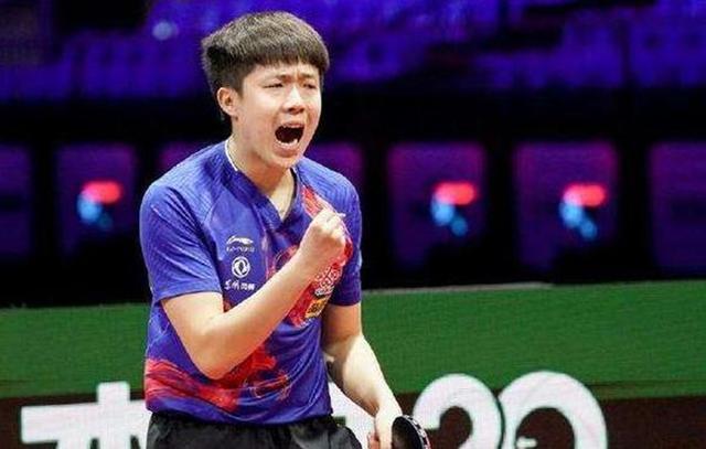 国乒00后小将身兼3项,要争奥运P卡!林高远梁靖崑还有机会吗?