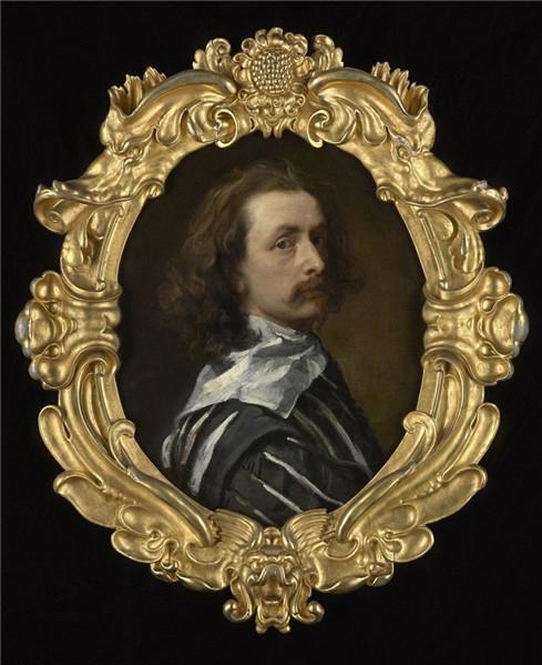 首席宫廷画家范戴克 他影响英国肖像画200年