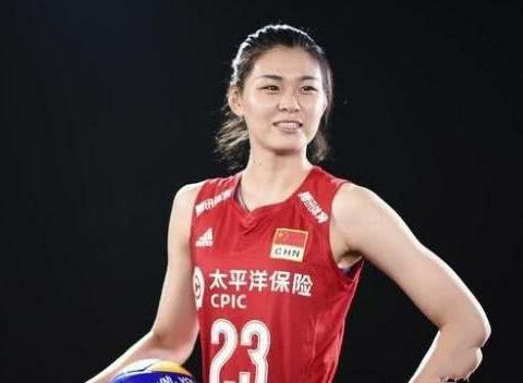 曾春蕾有望跟随中国女排实现自己的奥运冠军梦想