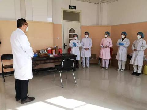 白衣战士   王兴利:贡献疫情防控中的平凡力量