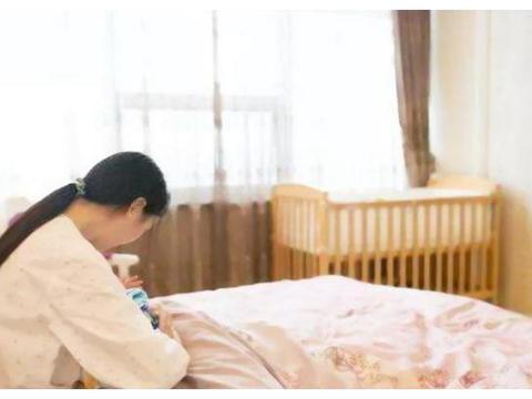 产后恶露总排不尽,孕妈却没当回事,出月子2周后腹痛刮宫
