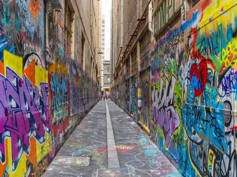 街头艺术之旅:盘点世界上最适合欣赏城市艺术的10个地方!