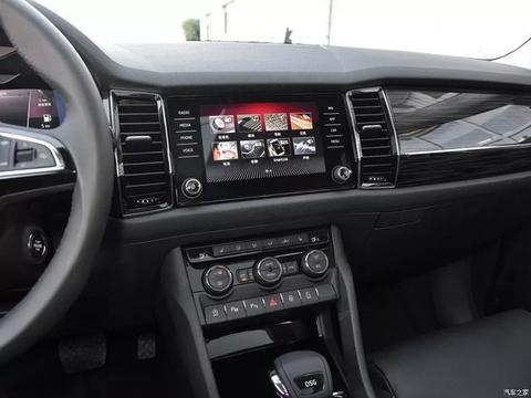 标配胎压报警、ESP、定速巡航,中型SUV别忽略它